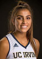 Tahlia Garza ('17)